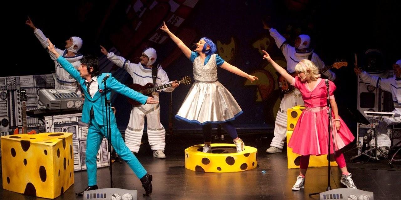 Los ratonautas en el teatro buero vallejo de alcorc n radio sol xxiradio sol xxi - Teatro en alcorcon ...