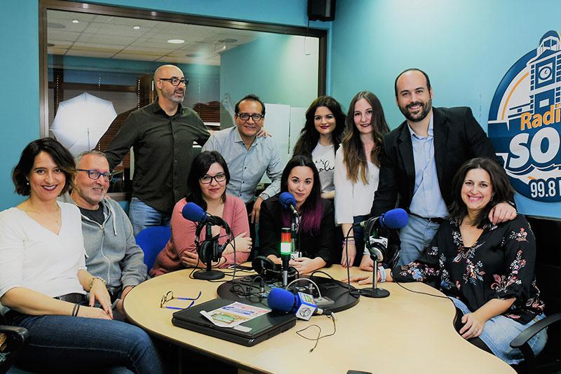 Equipo Radio Sol XXI