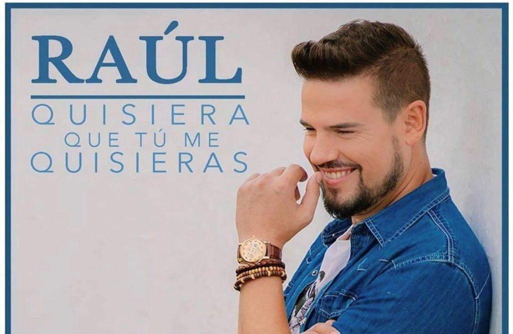 Raúl estrena nuevo single